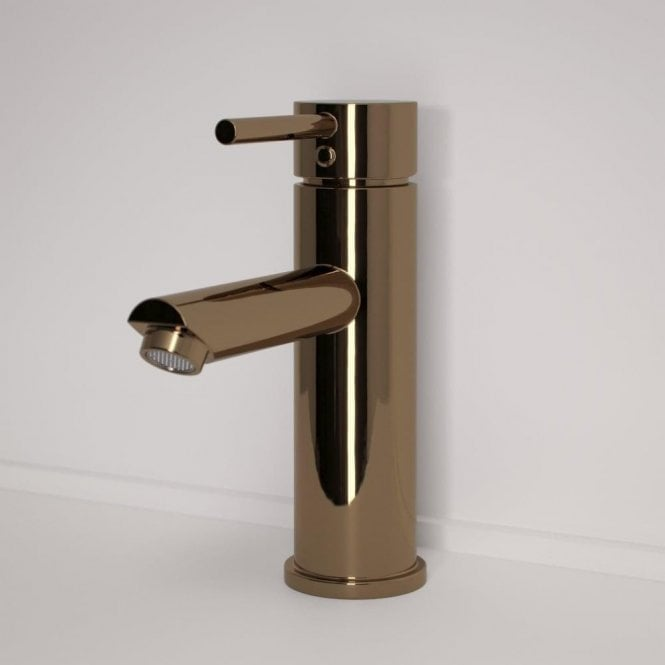 Lusso Luxe Series Basin Mixer Tap Rose Gold