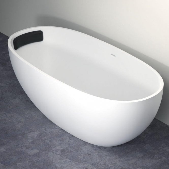 Lusso Luxury Soft Silicone Spa Bath Backrest