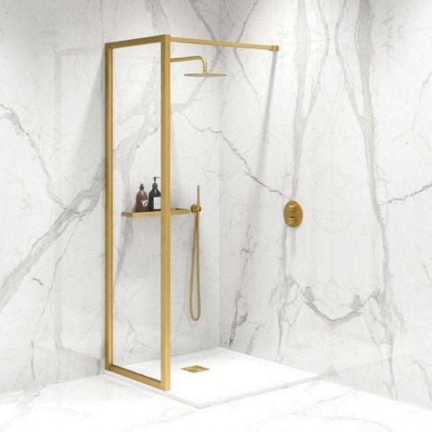 Luxury Showers   Lusso Stone