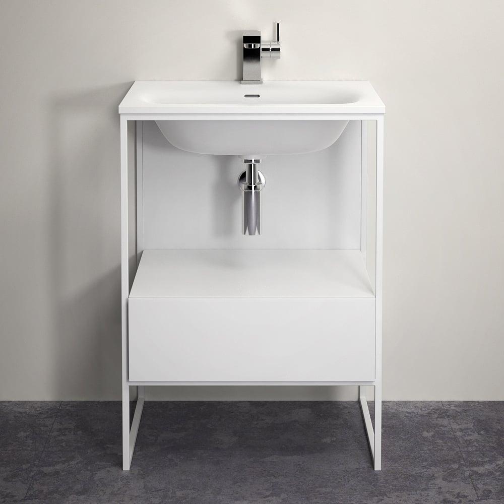Lusso Stone Vanity Unit Luxurious Bathroom Vanity Units