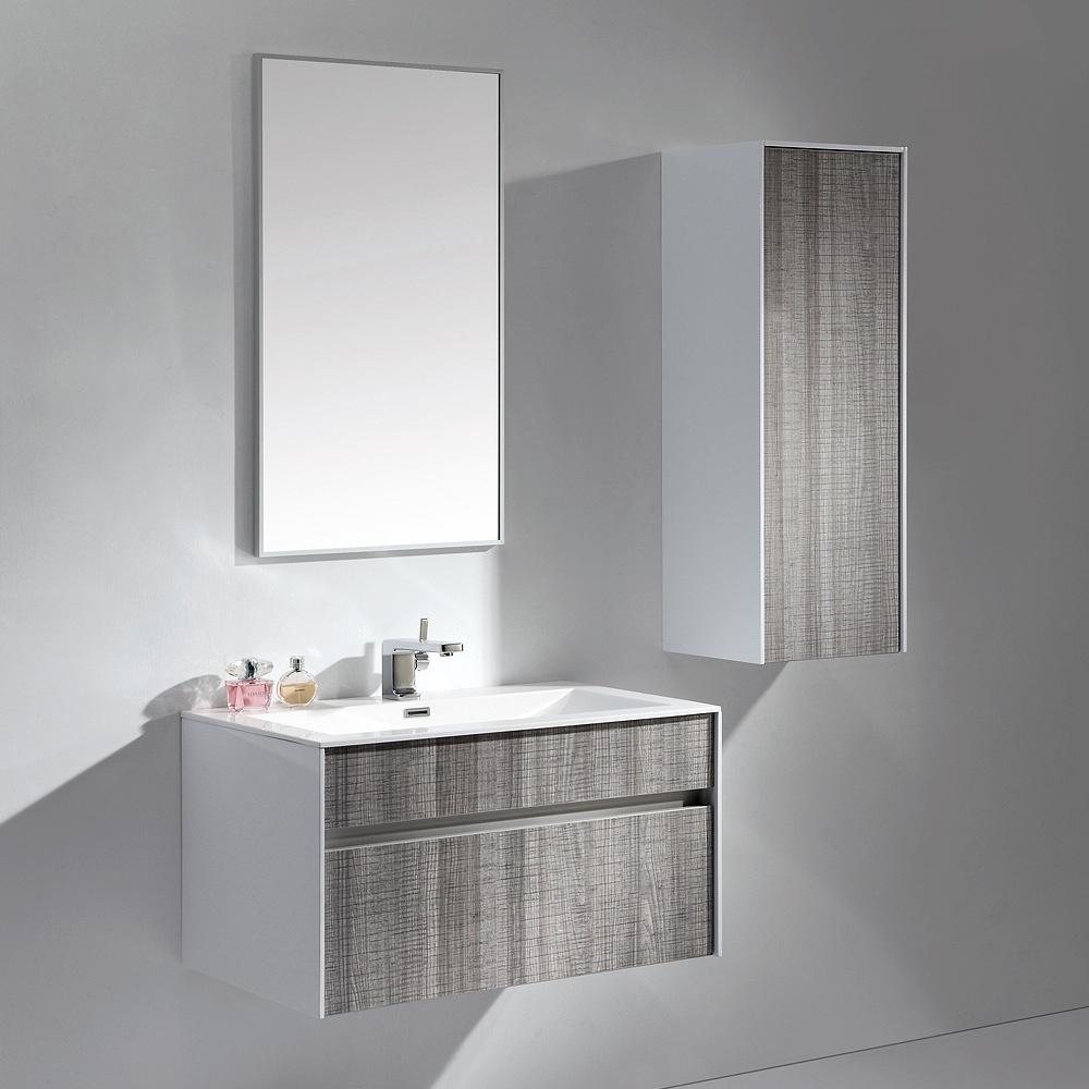 Wall Bathroom Vanity: DESIGNER VANITY UNIT