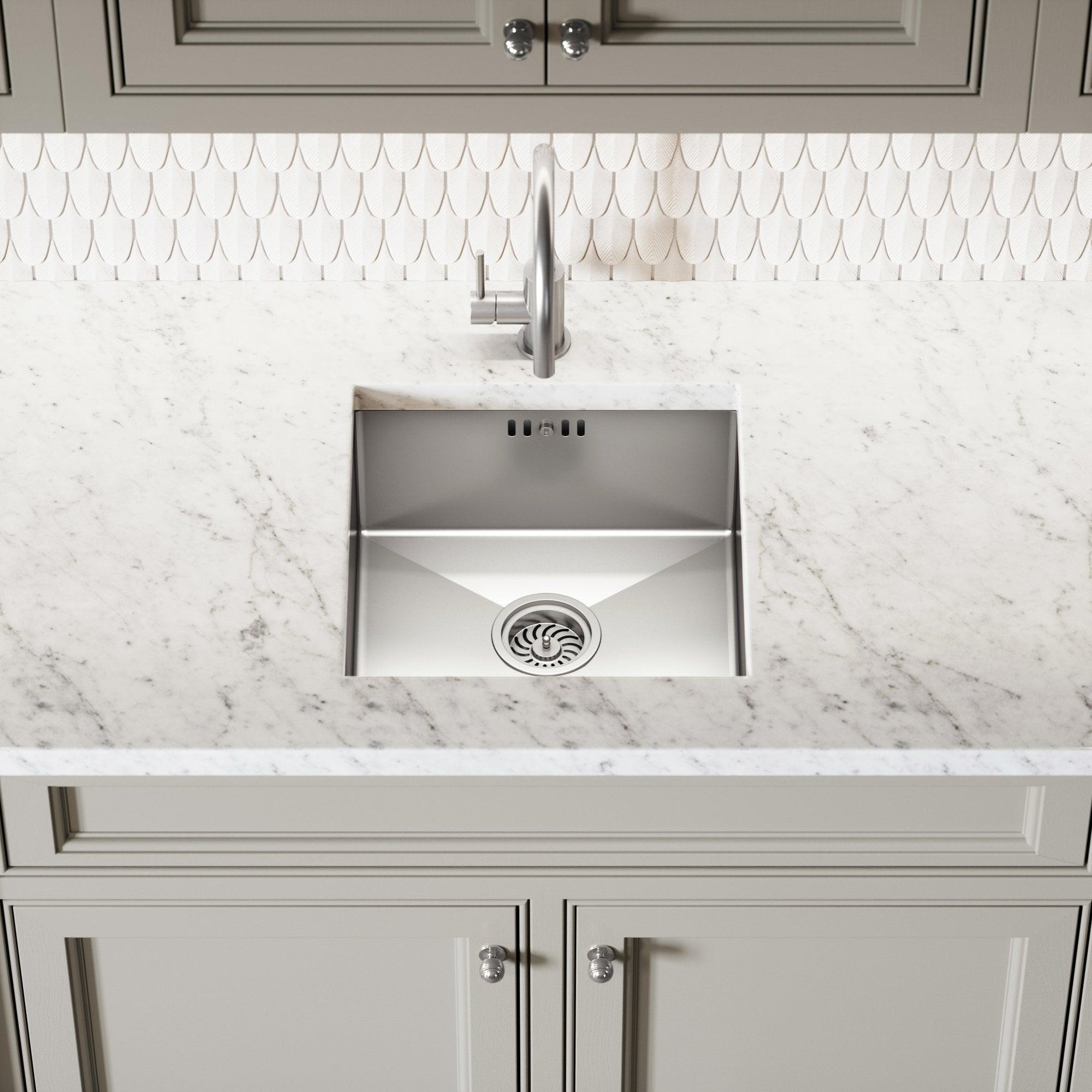 Picture of: Undermount Kitchen Stainless Steel Sink Luxury Designs