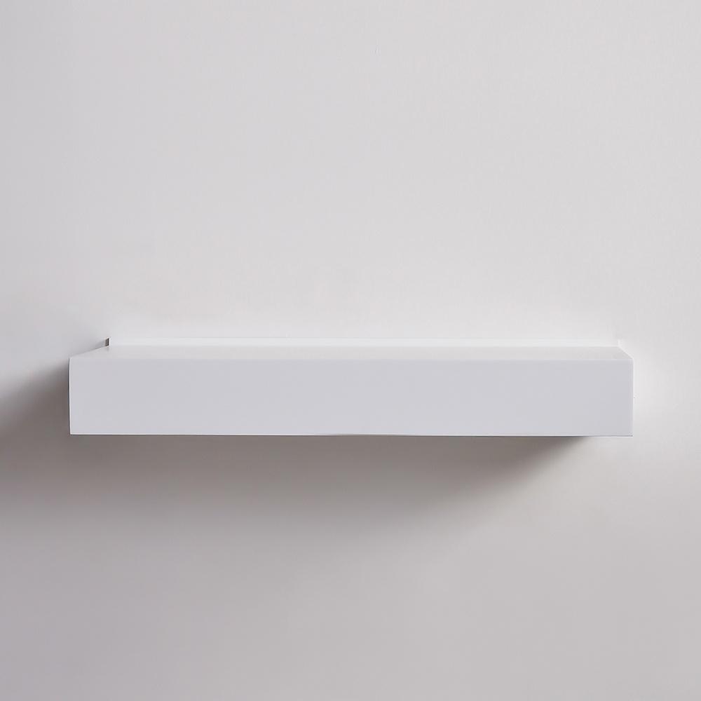 Wall Hung Basin Shelf : Milano Stone Countertop Vanity Shelf Basin Shelf