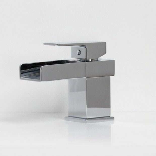 Tec Cascade Basin Mixer Tap With Lever
